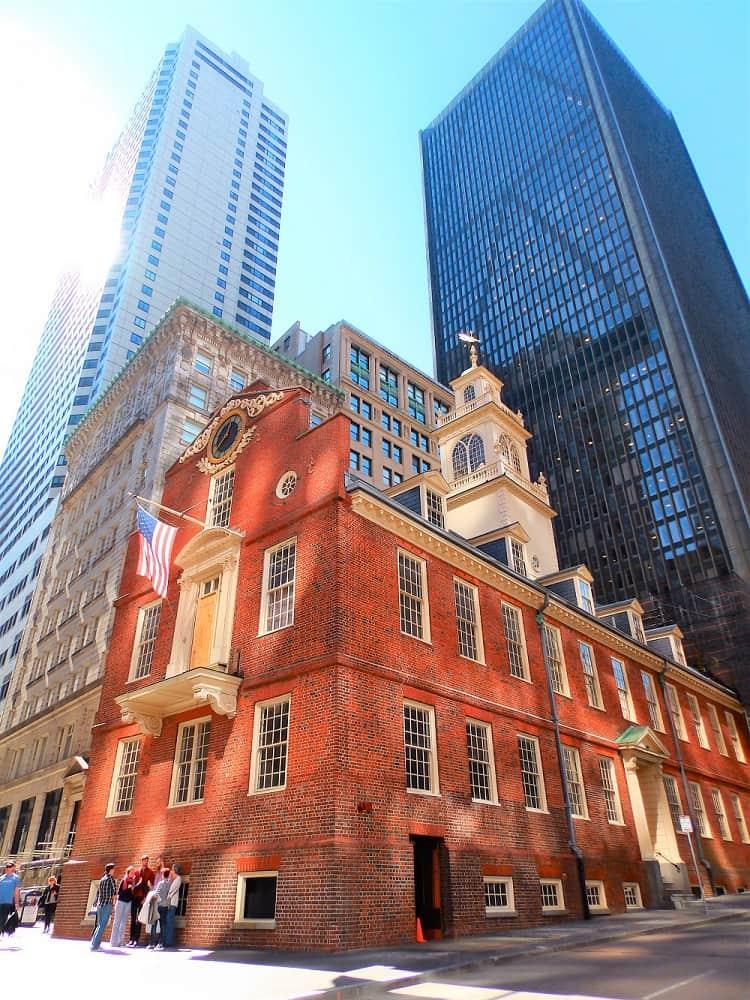 Visitar Boston en Coche de alquiler