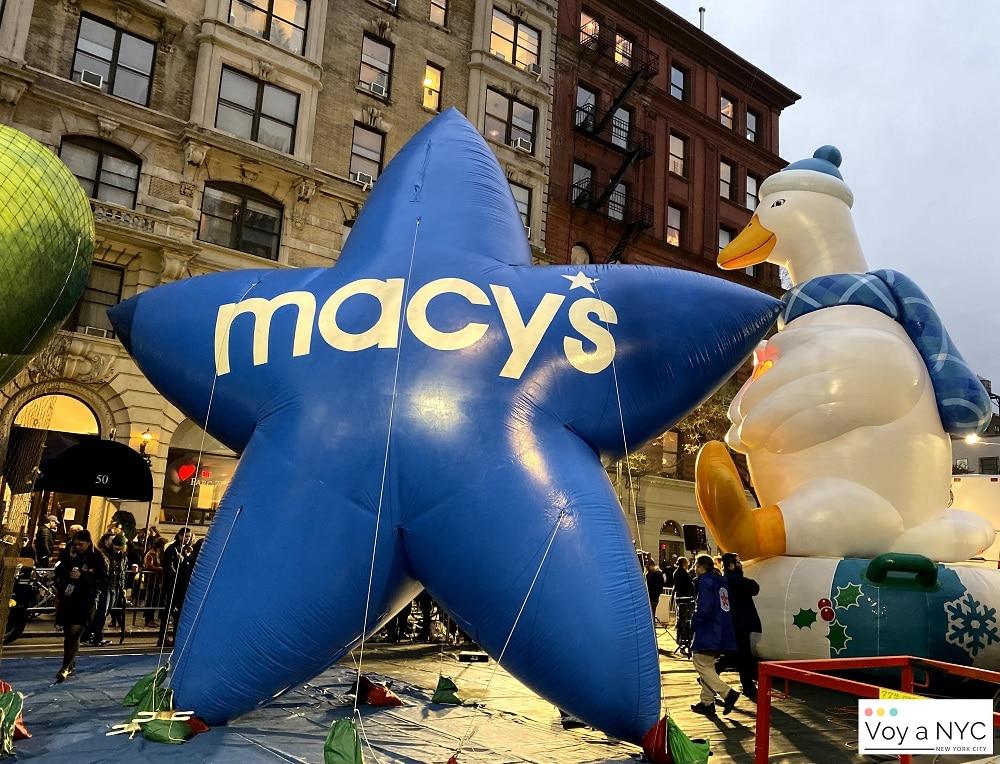 Thanksgiving en Nueva York