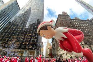 Acción de Gracias en Nueva York