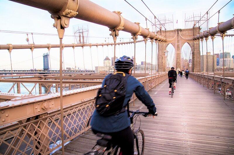 Alquilar bicis Nueva York