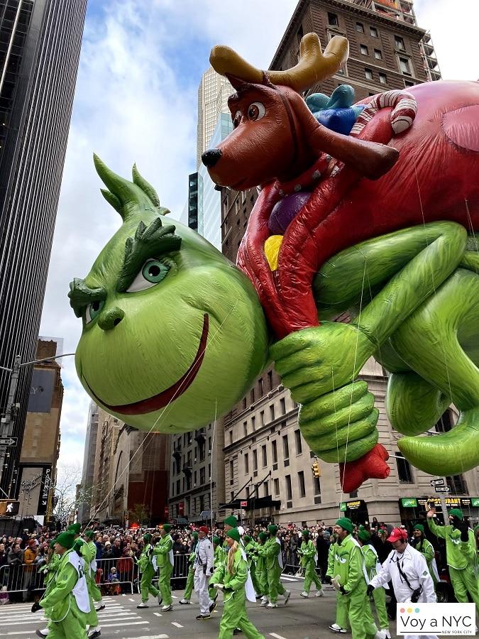Desfile Thanksgiving Nueva York