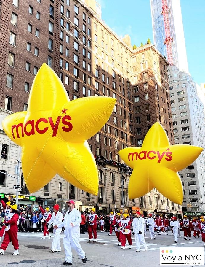 Globos Macy's Desfile
