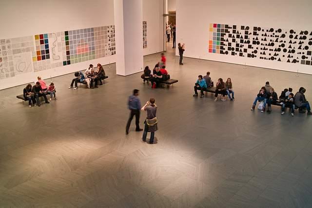 visitar el Museum of Moder Art de New York