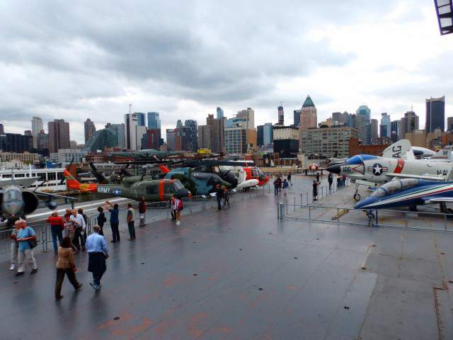 Intrepid Museum © Voy a NYV