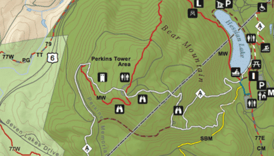 Perkins-Tower-Area