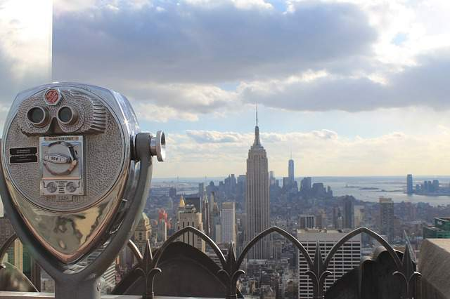 Top of the Rock - Empire State Building - One World Trade Center