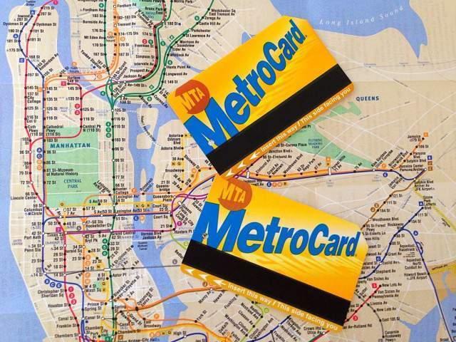 Viajar en Metro en Nueva York
