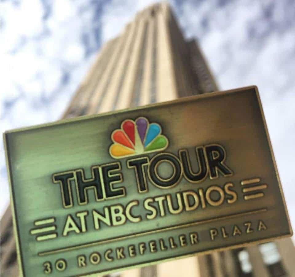 Tour NBC Studios en Nueva York