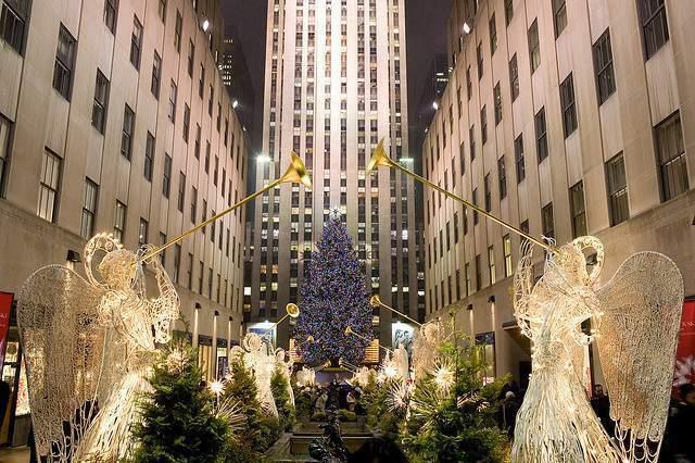 Enero en Nueva York