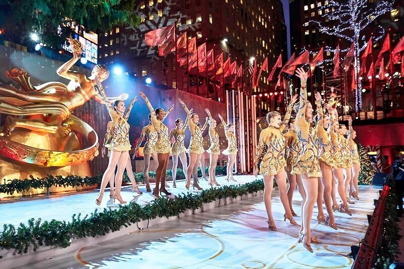 Ceremonia Arbol Navidad Rockefeller Center