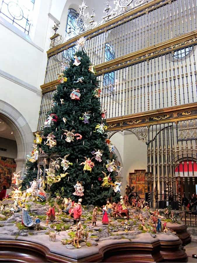 Arboles de Navidad en Nueva York