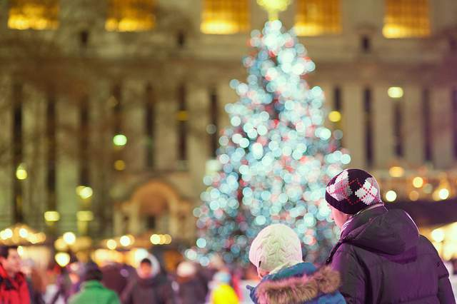 Los Árboles de Navidad más famosos de Nueva York