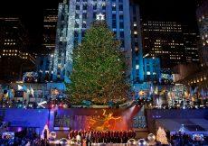 Encendido Arbol de Navidad Rockefeller Center