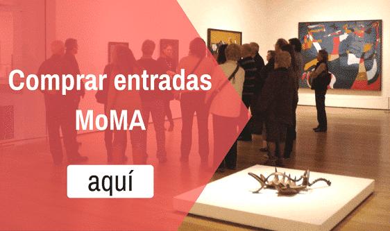 Entradas MoMA Nueva York