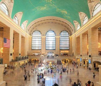 Visitar la Grand Central Terminal en Nueva York