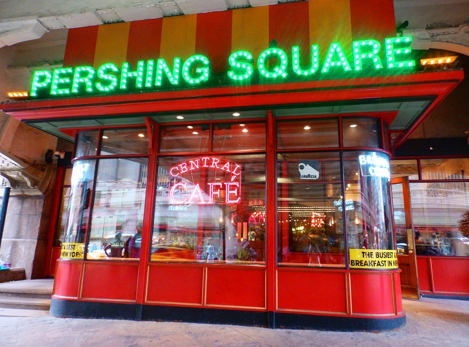 Pershing Square en Nueva York