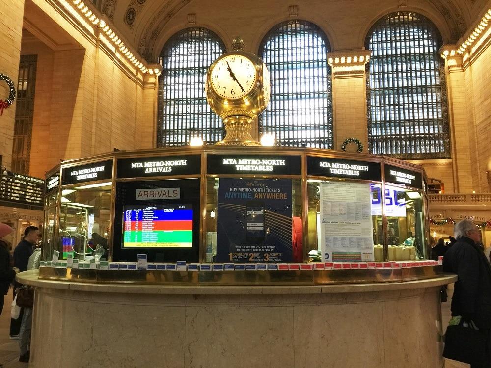 Reloj Grand Central Terminal