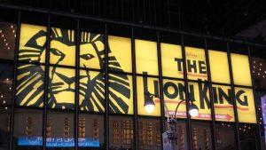 Comprar entradas musical el Rey León (Broadway)