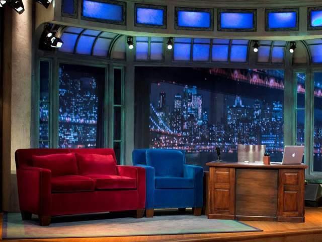 NBC Studios Tour
