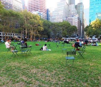 Bryant Park, el parque preferido… ¡de todo el mundo!