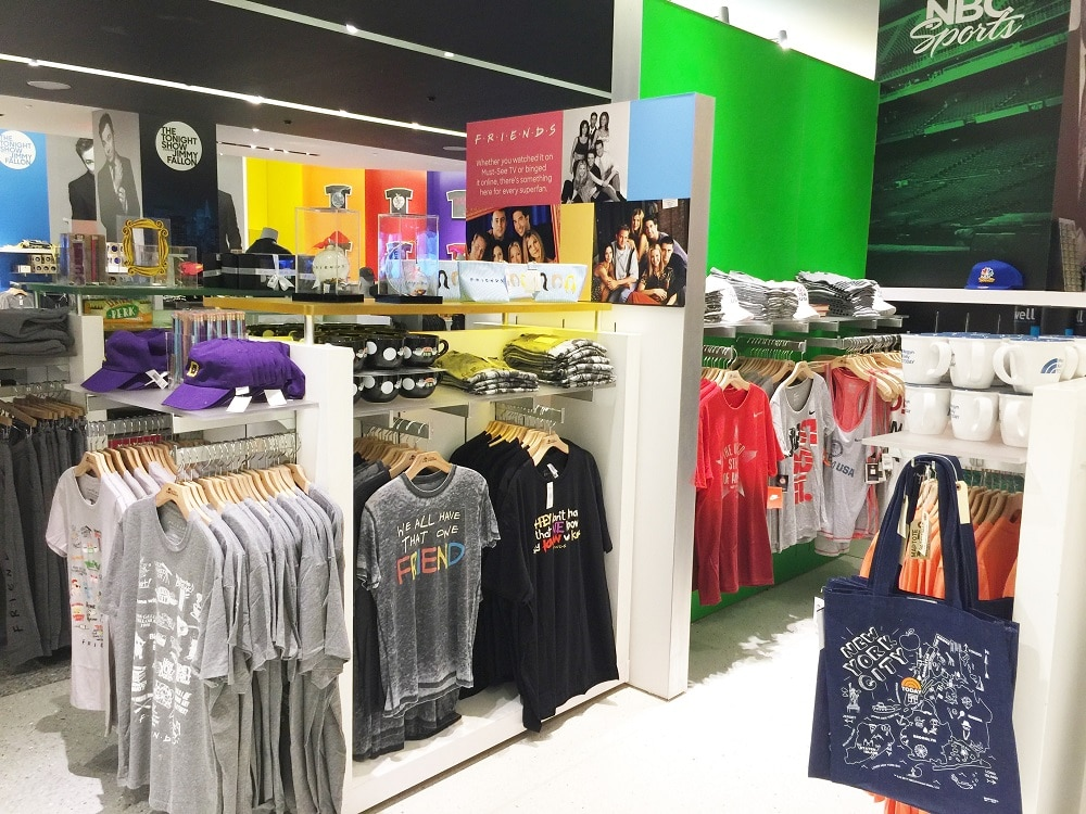 NBC Store Nueva York