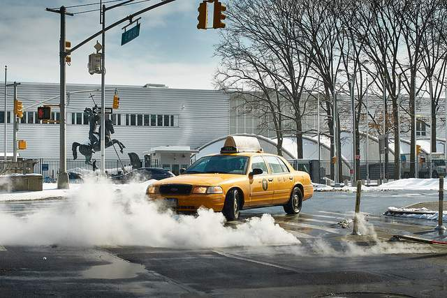 Vapor New York - © Andy Cross