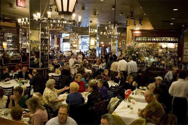 restaurante Carmine's