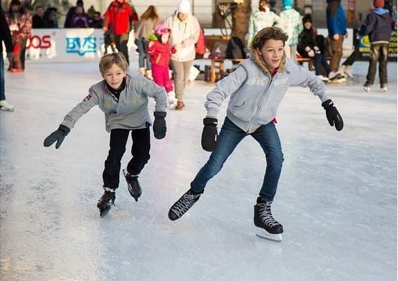 Qué hacer en Nueva York con niños en invierno