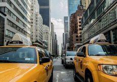 ¿Porqué son amarillos los taxis de NY?