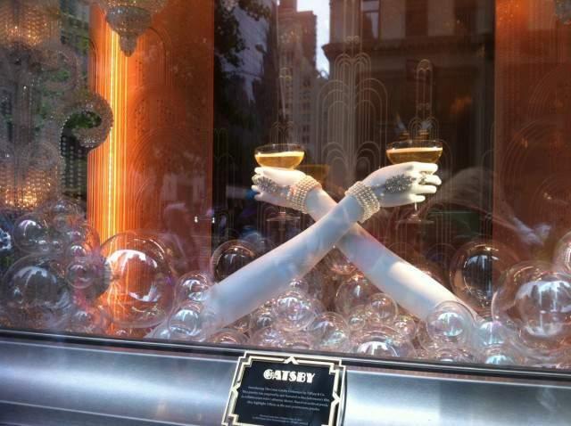 Comprar en Tiffany's Nueva York