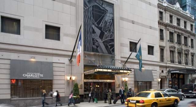 Alojarse en el Milleninium Broadway Hotel de Nueva York
