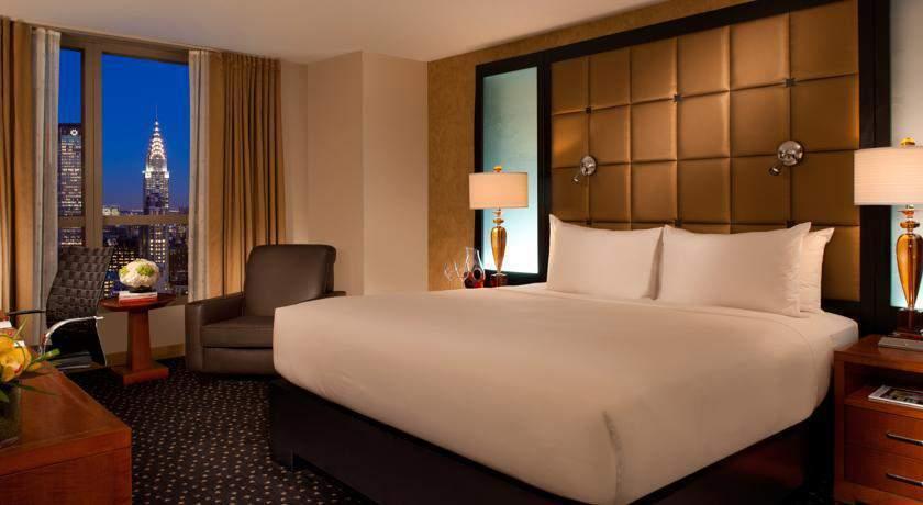 Alojarse en el Hotel Millennium Broadway de Nueva York