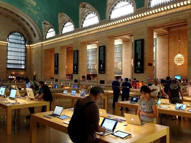 Comprar Gadgets en Nueva York