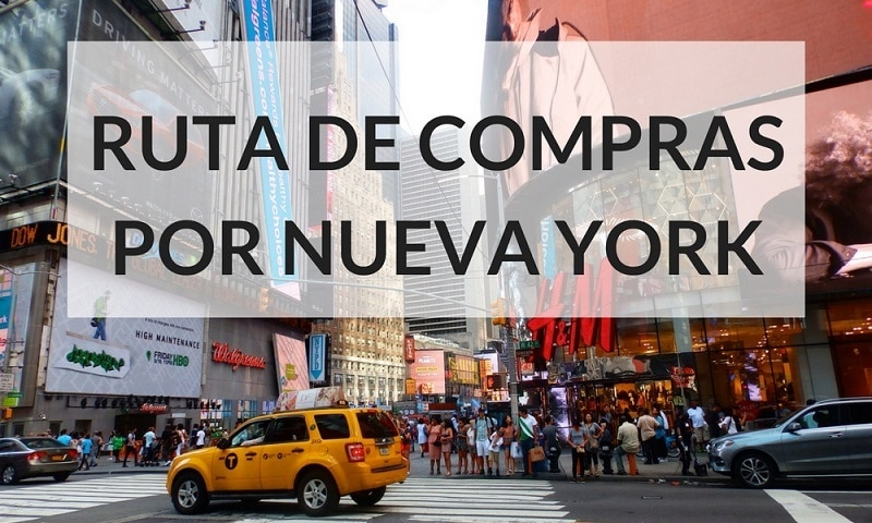 Qué hacer en Nueva York | Ir de compras