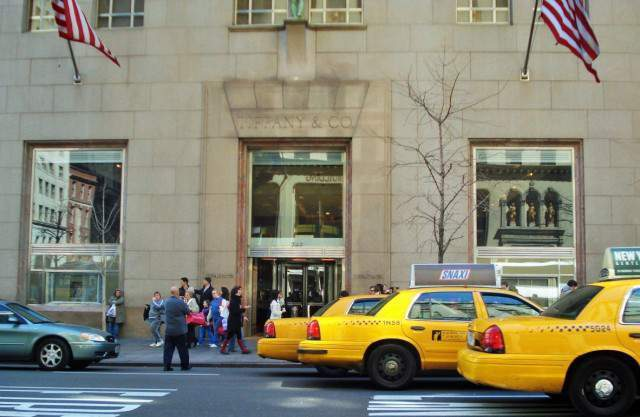 Tiffany & Co en Nueva York