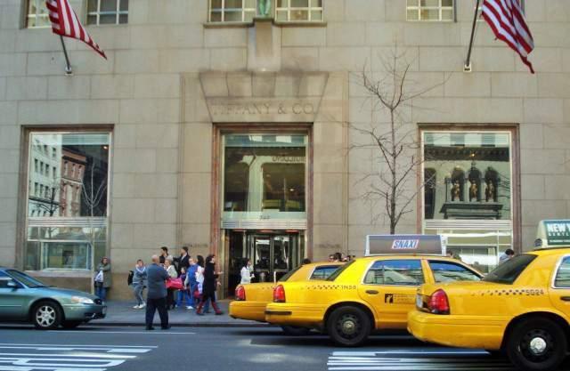 Tiffany & Co en Nueva York