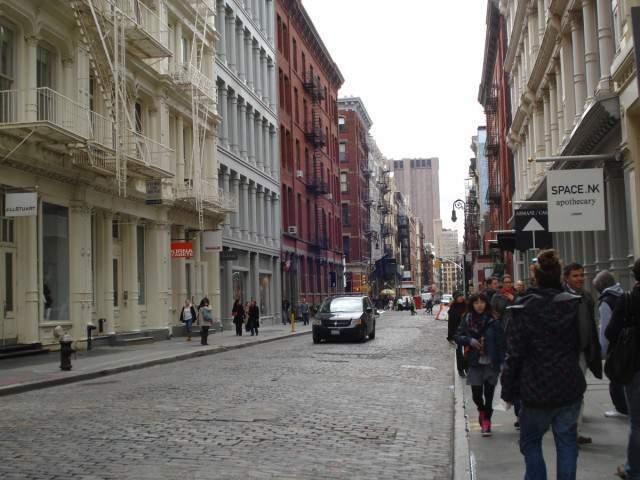 Uno de los barrios más famosos de NYC: Soho Manhattan