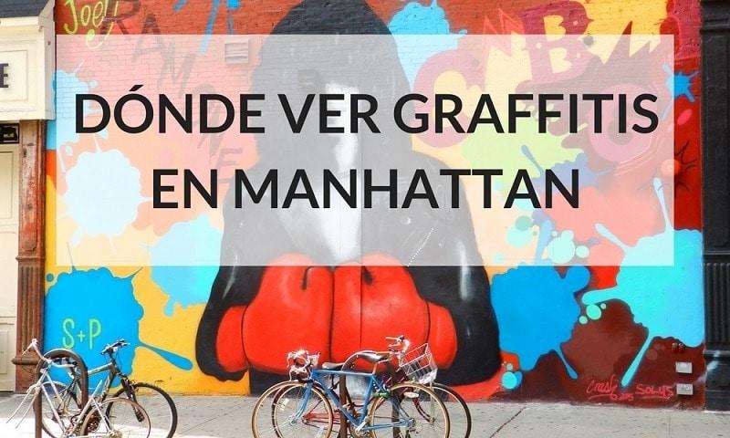 Graffitis en NY