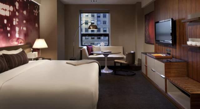 Alojarse en el Grand Hyatt New York Hotel
