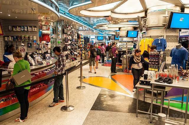 Shopping en Nueva York
