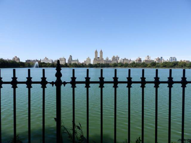 Recorrer Central Park en un día