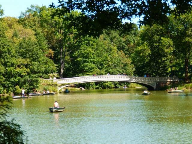 Picnic en Central Park