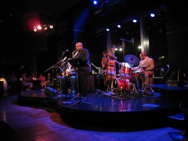 el mejor jazz en New York