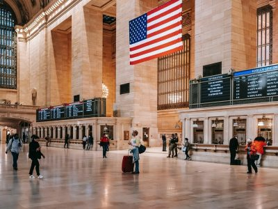 «Taste of Grand Central Market» en Abril en Nueva York