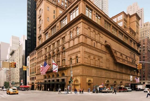 Carnegie Hall NY