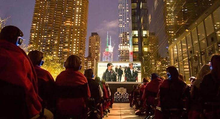 Cine en Nueva York