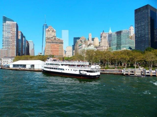 Visitar Liberty Statue