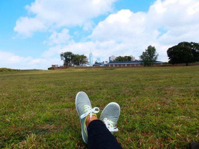Visitar Governors Island