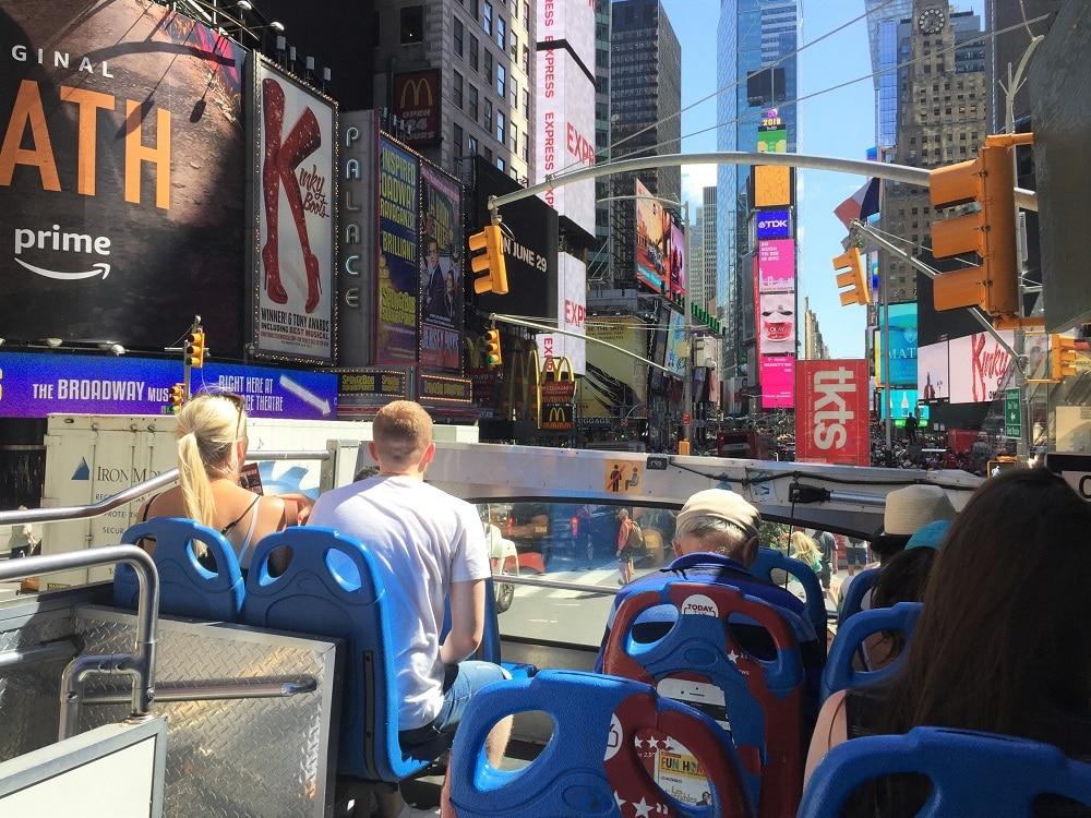 Bus Turístico Nueva York