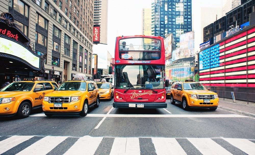 Bus Turístico de Nueva York